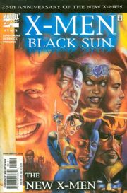 X-Men Black Sun Comics
